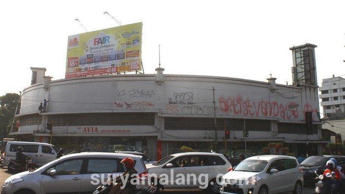 Vandalisme Meluas di Kota Malang, Lembaga Pemkot Harus Jaga Bangunan Cagar Budaya