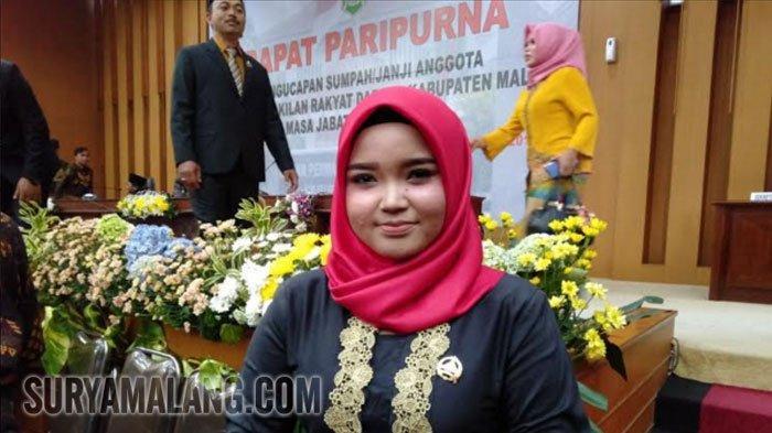 Alam Pikiran Venny Ayu Soraya, Anggota DPRD Kabupaten Malang dari PDI Perjuangan Umur 24 Tahun