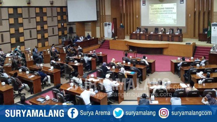 Rekap Sementara Verifikasi Faktual Calon Perseorangan, Sam HC-Gunadi Terancam Tak Lolos Pibup Malang