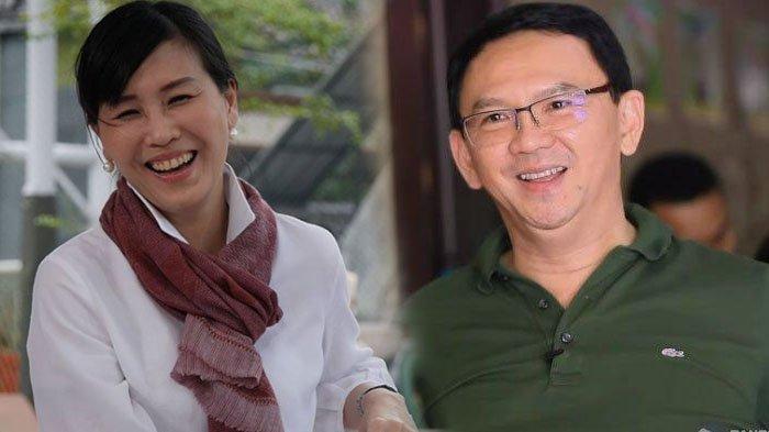 Isyarat Senyum Veronica Tan Pasca Cerai dari Ahok, Kode Sudah Move On dari Suami Puput Nastiti Devi?