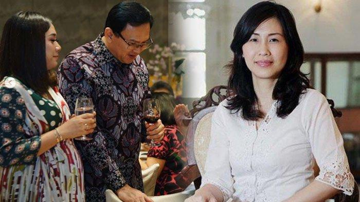 Tanggal Lahiran Puput Nastiti Devi Kian Dekat, Ahok Ceritakan Firasat Sebelum Ceraikan Veronica Tan