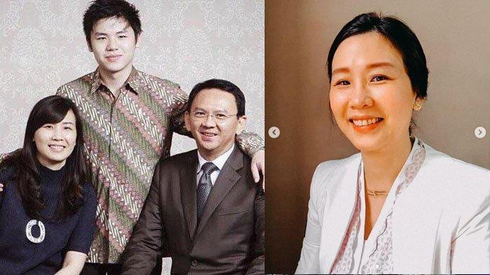 Potret Veronica Tan dan Ahok