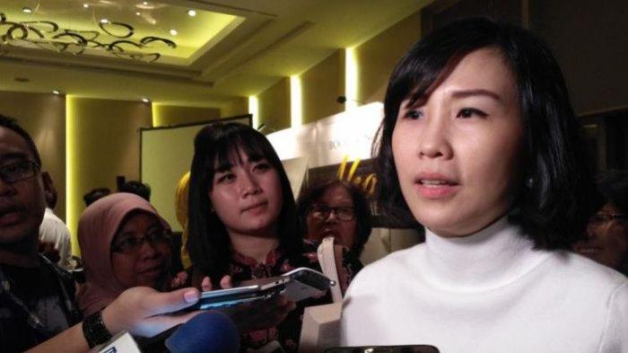 Penampakan Veronica Tan saat HUT RI ke 74 Jadi Sorotan, Padahal Cuma Pakai Lipstik Pink