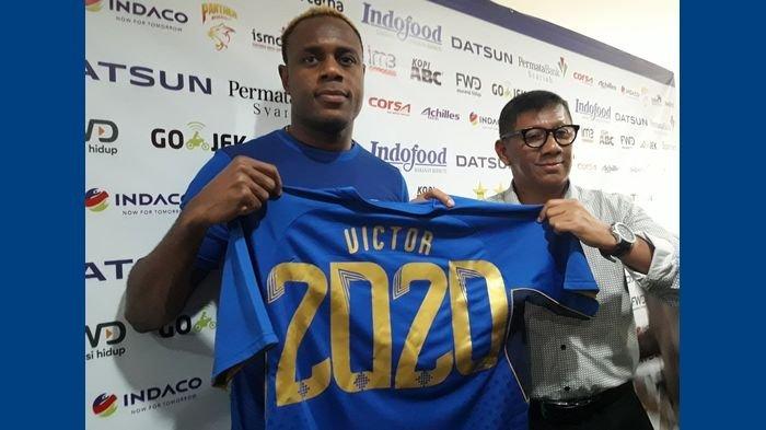 Bursa Transfer Liga 1 2019 - Buntut Hengkangnya Victor Igbonefo dari Persib ke PTT Rayong