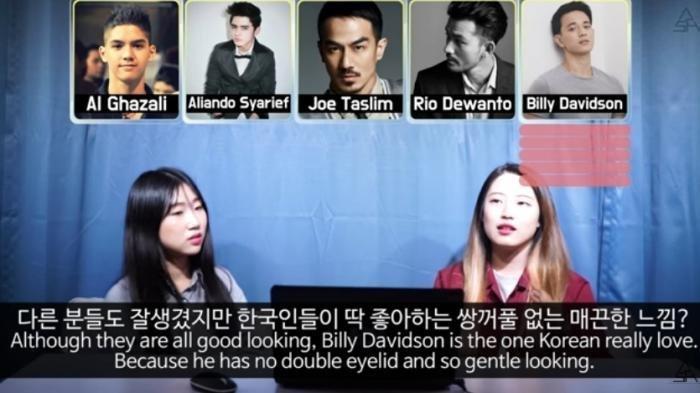 Ada 5 Aktor Tampan Indonesia, Tapi Cewek Korea Langsung Bilang 'Dia Sangat Hot' Saat Lihat Aktor Ini