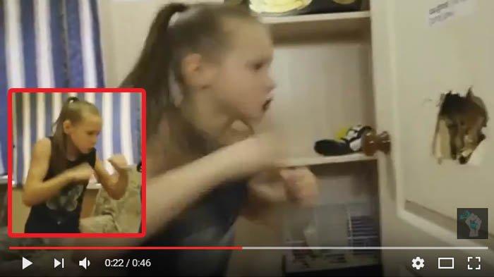 VIDEO : Bocah 9 Tahun Bikin Heboh Dunia Tinju, Lihat Kengerian Pukulannya!