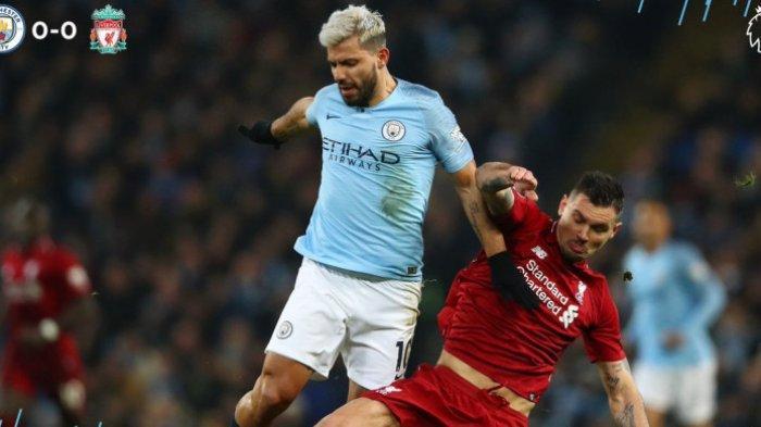 Video Momen Gol di Pertandingan Manchester City Vs Liverpool, Ada Gol yang Dianulir