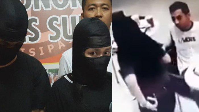 Sepasang Kekasih Ini Berbuat Dosa di Restoran Surabaya, Rekaman CCTV Jadi Bukti Kejahatan