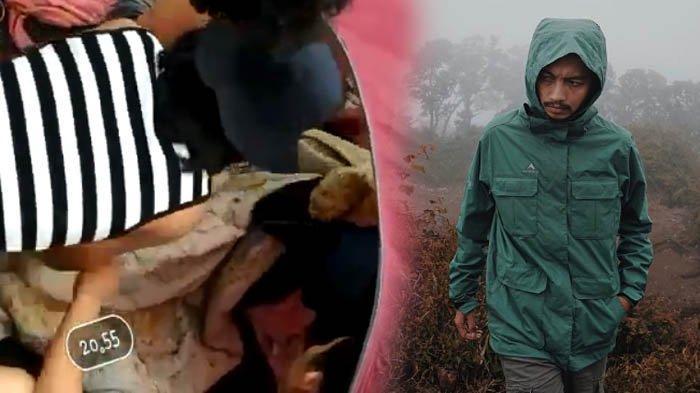 Video Pendaki Gerebek Pasangan Mesum di Tenda Bocor, Fiersa Besari Geram Soal Adegan Tarik Selimut
