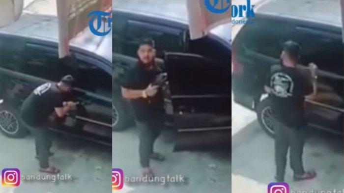 Viral Rekaman CCTV Pria Mendadak Kejang-kejang, Lakukan Hal Tak Terduga Saat Aksi Pencurian
