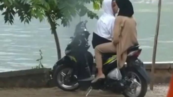 Komentar Satpol PP Soal Video Viral Pasangan Memadu Kasih di Pinggir Telaga Ngebel, Ponorogo