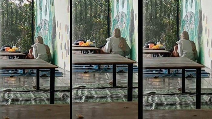 Video Viral Aksi Mesum  Pasangan Remaja di Cafe Tuban, Tak Sadar Terekam Ponsel Pengunjung Lain