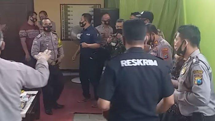Buntut Video Viral Polisi Joget, Kapolda Jatim Sebut akan Ada Sanksi Internal