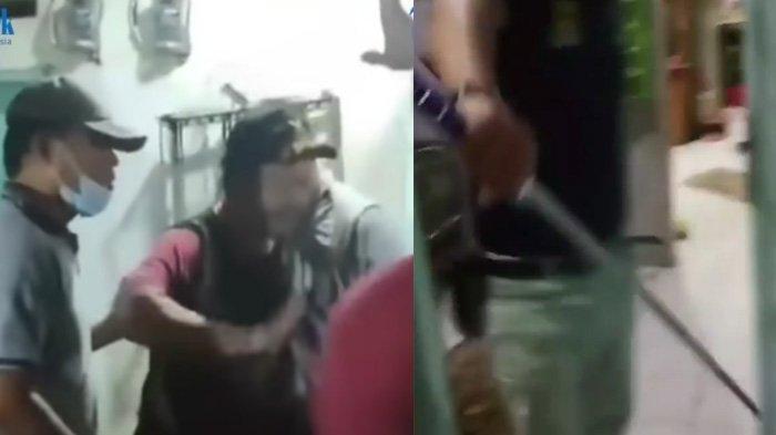 Efek Emosi Sesaat Pria Todong Kurir Pakai Pedang, Terancam 12 Tahun Penjara, Harga Barang Rp 85 Ribu