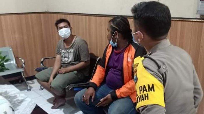 Fakta di Balik Video Viral Driver Ojek Online Gelendang Penjahat ke Kantor Polisi di Surabaya