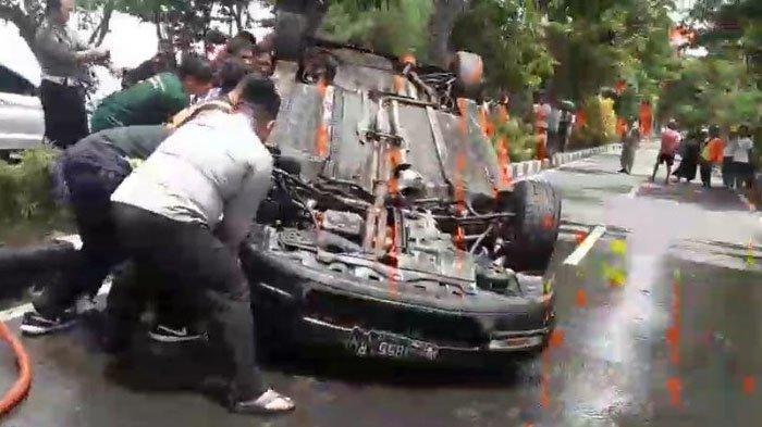Fakta di Balik Video Viral Perusakan dan Pembakaran Mobil di Surabaya, Ada Wanita Hamil