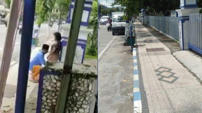 Video Viral di Sampang, Seorang Pria Telanjangi Wanita di Pinggir Jalan Raya
