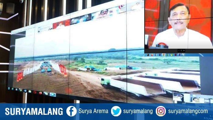 Pembangunan Bandara Kediri Dimulai, Ground Breaking Diresmikan Lewat Video Konferensi Oleh Menteri