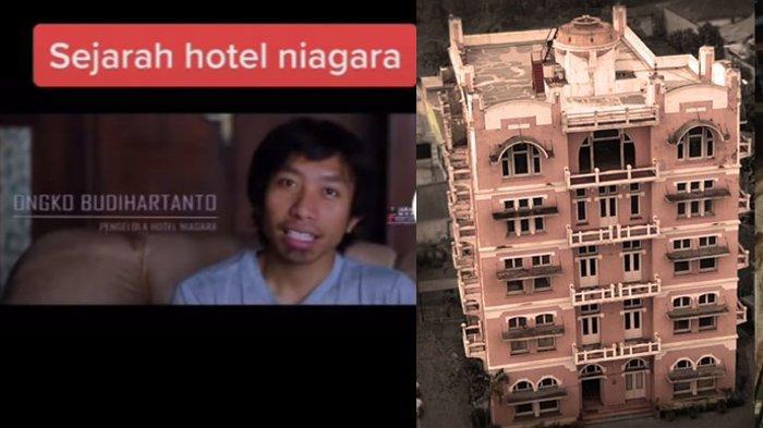 Viral Video Hotel Niagara Disebut Horor, Muncul GM yang Palsu, Sengaja Dibuat untuk Tugas Kuliah