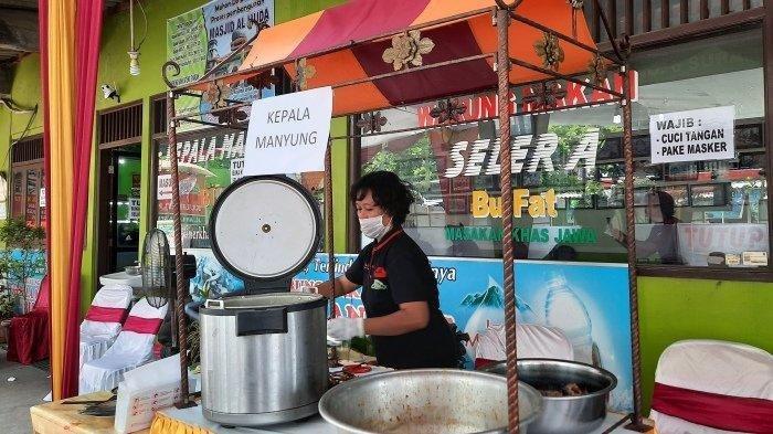 Ilustrasi warung makan