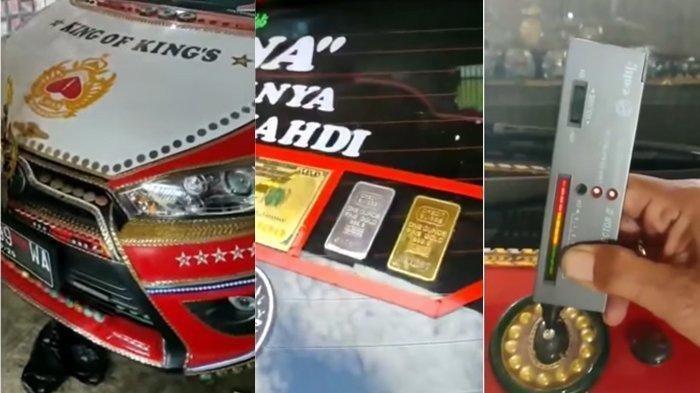 Viral Mobil Berlapis Emas Rp 40 Miliar dan Berlian Pakai Lambang Keraton Yogyakarta