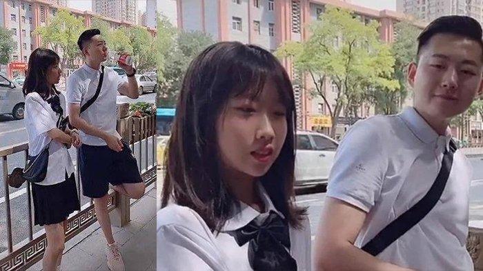 Viral Potret Papa Awet Muda Berdua dengan Putrinya yang Masih SMP, Guru Sempat Berpikiran Buruk