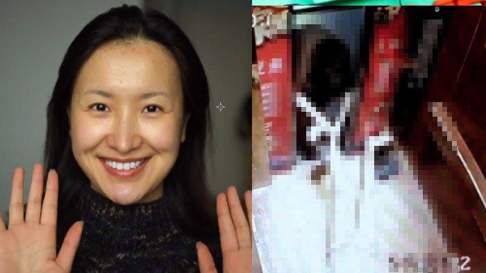 Viral Video Penganiayaan MUA Cantik oleh Mantan Pacar di Dalam Lift, Dilecehkan Selama 12 Menit