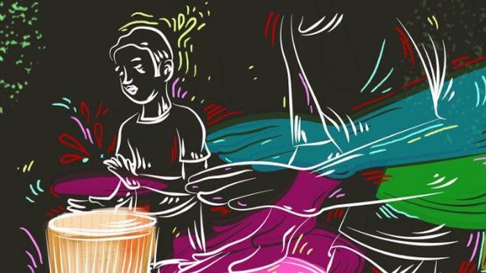 Kampung Kendang Sentul Kota Blitar Gelar Wadrita Djembe Festival