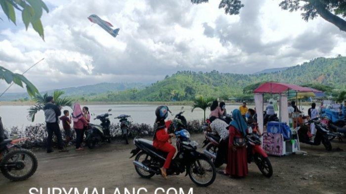 Waduk Siman Jadi Destinasi Wisata Alternatif di Kediri, Gratis