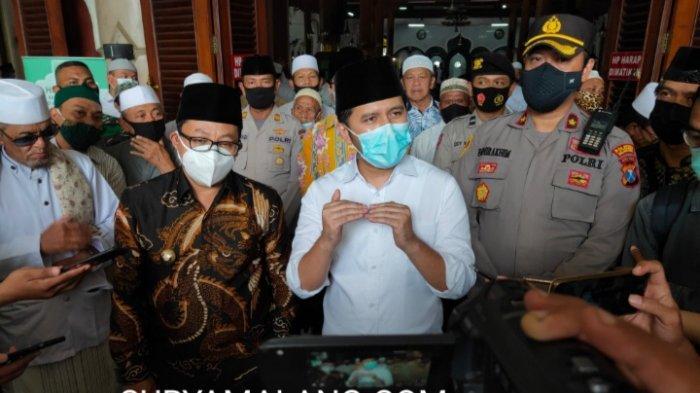 Wagub Jatim, Emil Dardak Sebut Kasus Covid-19 di Jawa Timur Melonjak 3 Kali Lipat