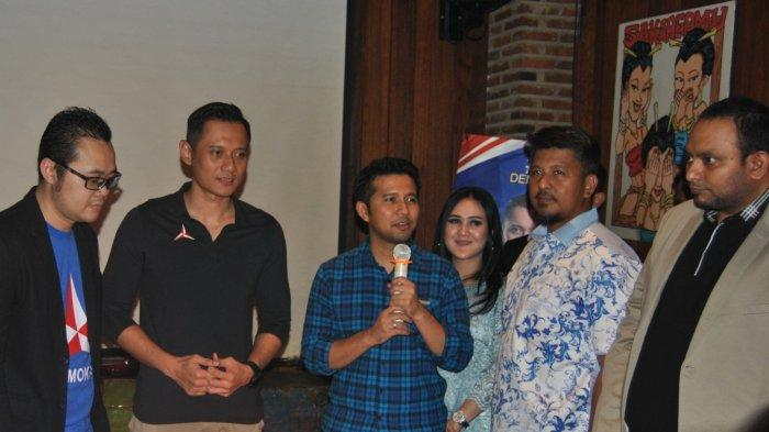 Emil Dardak Siap Menangkan Demokrat Di Pileg, Tapi Bantu Jokowi Di Pilpres