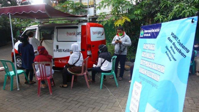 Program Sambang Kelurahan Pajak PBB Bapenda Kota Malang, Raup Rp 150 Juta