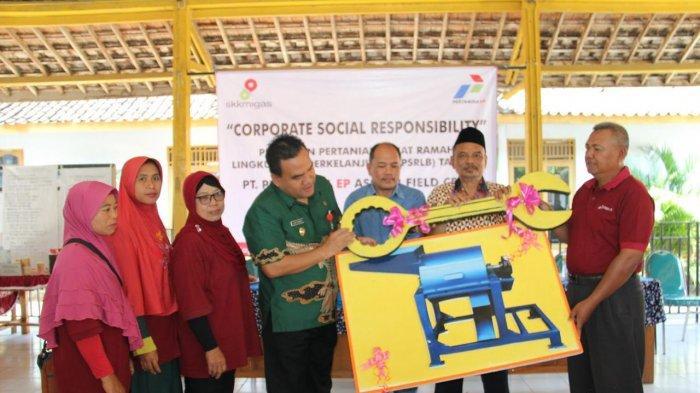 Pertamina EP Cepu Lanjutkan CSR Pertanian Sehat Ramah Lingkungan Berkelanjutan Dengan Pelatihan