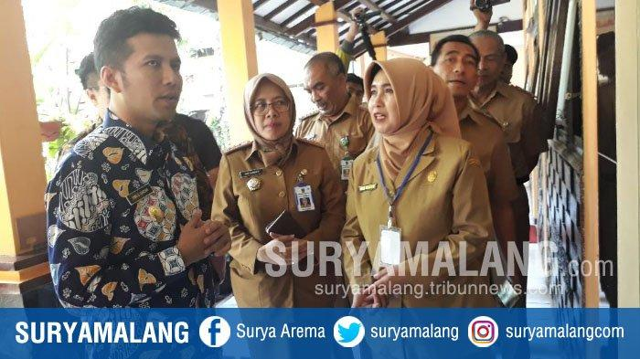 Wagub Jatim Kunjungi SMAN 8 Kota Malang, Kasek Curhat Tentang Lahan Pinjaman UM