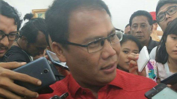 PDIP Sejak Awal Berbeda Sikap dengan Jokowi soal Menteri jadi Pengurus Partai