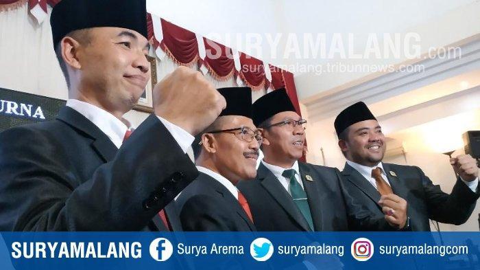 Inilah Komposisi Pimpinan DPRD Kota Batu Periode 2019-2024