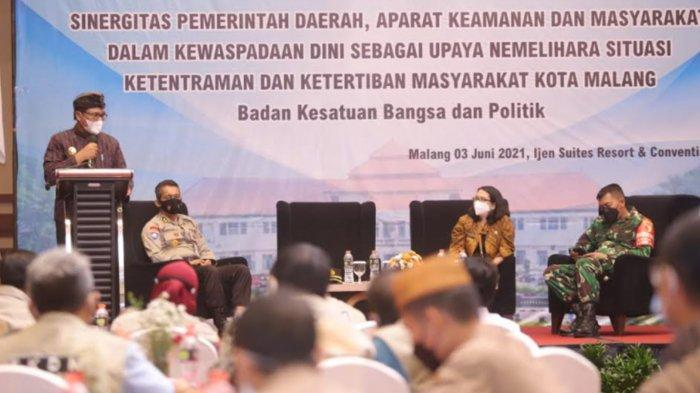 Wakil Wali Kota Malang Sofyan Edi Jarwoko Ingatkan Bahaya Diskonten, Ini Alasannya