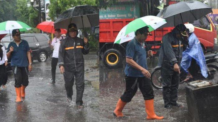 Bung Edi, Wawali Malang Sidak 'Banjir' Galunggung