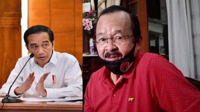 Daftar Trecking Achmad Purnomo Positif Covid-19, Bertemu Jokowi & Rapat DPRD, Kini Presiden di-Swab