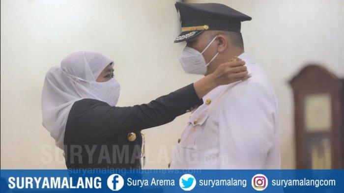 Surabaya Resmi Punya Wali Kota Baru Meski Hanya Untuk 7 Hari, Whisnu Dilantik Gantikan Risma
