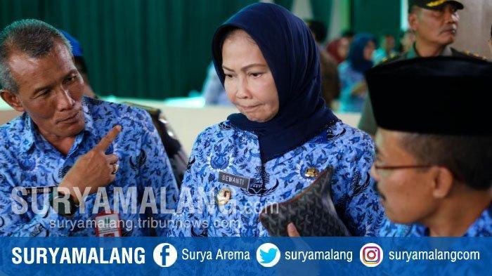 Dewanti Wanti-wanti Pedagang Pasar Besar Batu yang Menolak Renovasi Pasar