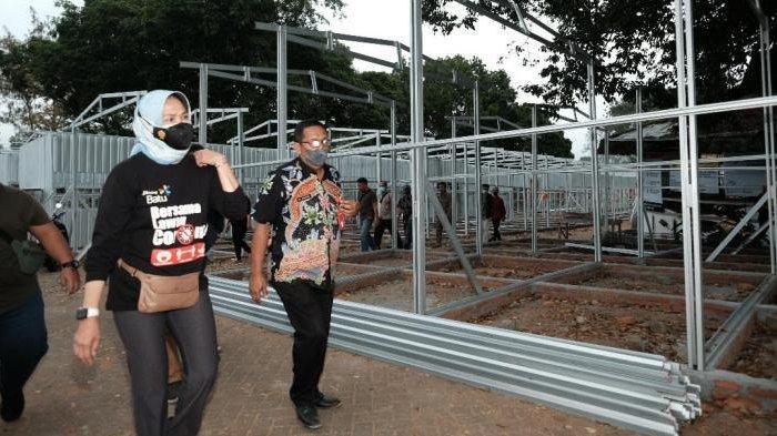 Pemkot Batu Akan Manfaatkan Tandon untuk Kebutuhan Air di Tempat Relokasi Pedagang Pasar Besar