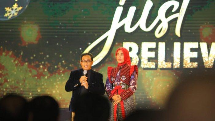 Wali Kota Malang Hadiri Perayaan Natal 2018 GBI Diaspora Sejahtera Malang