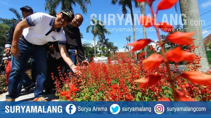 Taman Dempo Kota Malang, Destinasi Unggulan untuk Wisata Kuliner dan Heritage di Tengah Kota
