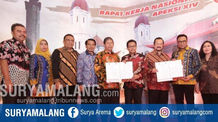 Kota Malang Jadikan Kota Surakarta dan Kota Pematang Siantar Sebagai Sister City