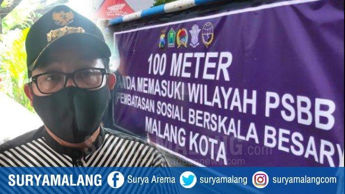 PSBB Versi Baru di Kota Malang? Walikota Malang Sutiaji : Tunggu Hitam di Atas Putih Soal PSBM