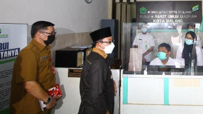 Kasus Covid-19 Melonjak, Pemkot Malang Tambah 70 Bed di Sentra IGD