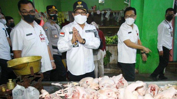 Stok Ketersediaan Pangan Jelang Lebaran di Kota Malang Dipastikan Aman