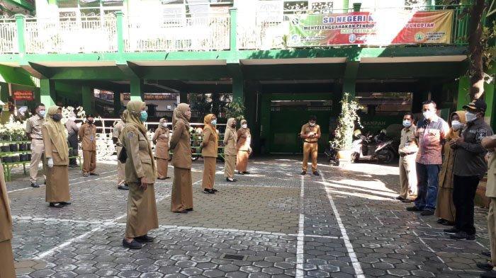 Sutiaji Minta Guru Jalani Rapid Test Antigen Secara Sampling Saat PTM Terbatas di Kota Malang