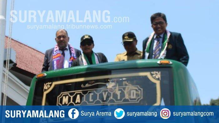 Badan Promosi Wisata Sayangkan Bus Gratis Keliling Kota Malang Berhenti Operasi